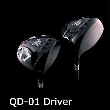 地クラブ系ヘッド Qoid Golf King Pegasus QD-01 Driver HEAD キングペガサス