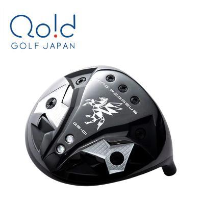憧れの 【ゴルフ Driver】地クラブ系ヘッド Qoid Golf Pegasus King Pegasus QS-01 QS-01 Driver HEAD キングペガサス, 大間町:2c60befe --- airmodconsu.dominiotemporario.com