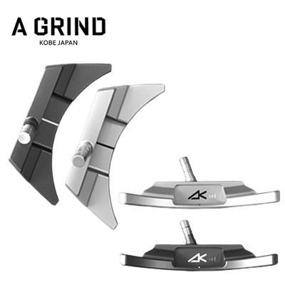 パタークラブ (完成品) A GRIND AK 01 STEAL TH PUTTER・AK01スチールTHパター エーグラインド