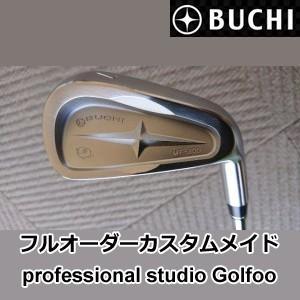 【ゴルフ】地クラブ系ヘッド FUSO DREAM BUCHI MT205 アイアン HEAD #5-#PW (ヘッド単体での販売はできません) ブチ