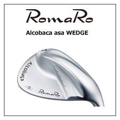 超美品の 【ゴルフ】(完成品) RomaRo Alcobaca asa WEDGE 【NS950GH/DGS200装着モデル】ウェッジ ロマロ, ラクーンオート 77c8bff6