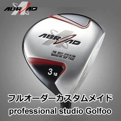 【ゴルフ】地クラブ系ヘッド ABROAD 425FW フェアウェイ HEAD アブロード