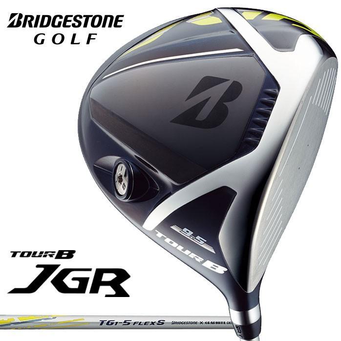 ブリヂストン ゴルフ ドライバー TOUR B JGR DRIVER TG1-5 BRIDGE STONE