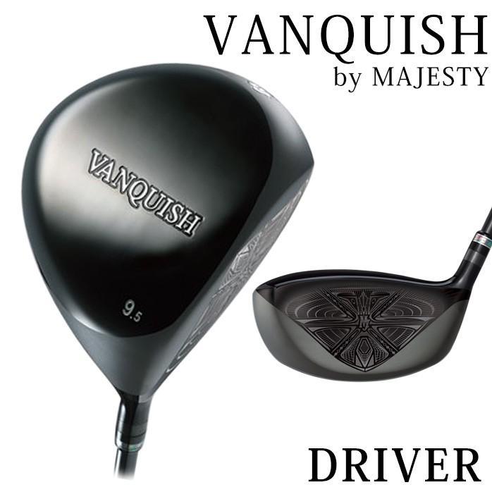 マルマン ヴァンキッシュ マジェスティ ドライバー HV310 ゴルフ VANQUISH MAJESTY maruman