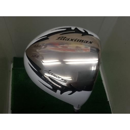 ワークスゴルフ アクトワークス ドライバー MAXIMAX Premia(2014) Actworks MAXIMAX Premia(2014) 10.5° フレックスS 中古 Cランク
