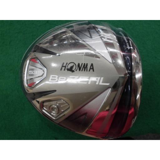 ホンマゴルフ ホンマ ビジール ドライバー Be ZEAL 535 10.5° フレックスR 中古 Aランク