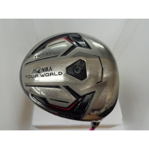 限定版 ホンマゴルフ ツアーワールド ホンマ HONMA TW737 ドライバー TOUR WORLD TW737 HONMA 450 9.5° 9.5° フレックスS Cランク, シューブレイク:6577f69f --- airmodconsu.dominiotemporario.com