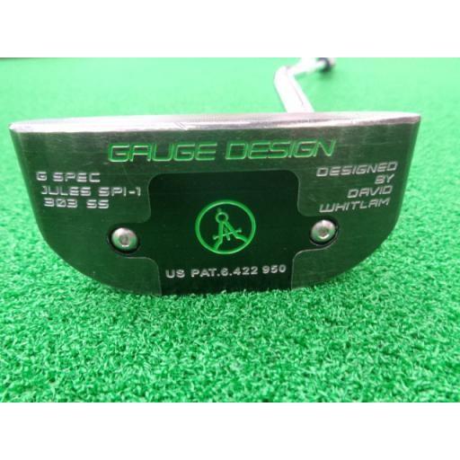 ゲージデザイン Gauge Design パター G SPEC JULES SPI Gauge Design G SPEC JULES SPI 33インチ 中古 Cランク