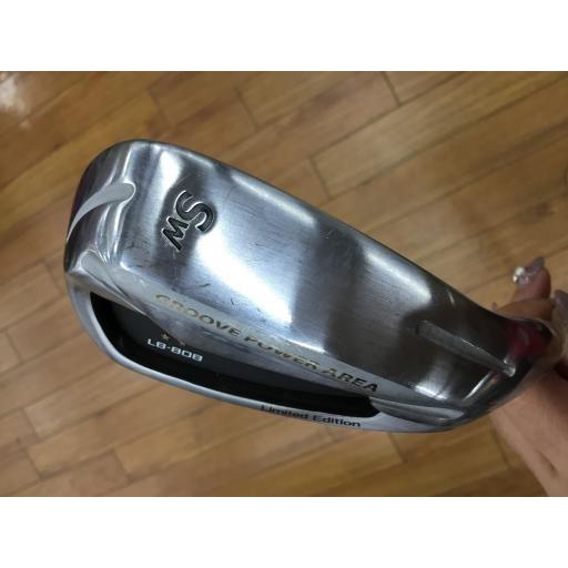 ホンマゴルフ ホンマ ウェッジ LB-808 Limited Edition SW フレックスS 中古 Cランク