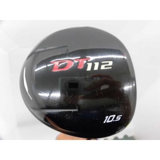 フォーティーン DT ドライバー 112 DT-112 10.5°(45.5インチ) フレックスX 中古 Cランク
