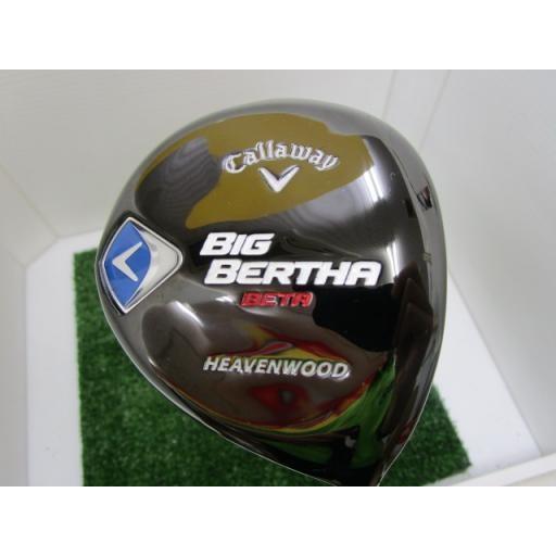 キャロウェイ Callaway ビッグバーサ ベータ フェアウェイウッド BIG BERTHA(2014) BETA HEAVEN WOOD フレックスS 中古 Aランク