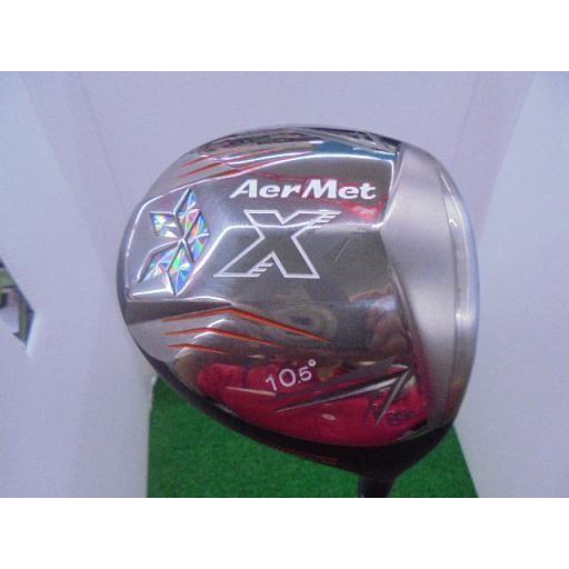 高級ブランド ゴーセンルーツゴルフ ROOTS ドライバー Aermet X ROOTS Aermet X X Cランク Aermet 10.5° フレックスSR Cランク, ブランドストリートブラスト:db935c42 --- airmodconsu.dominiotemporario.com