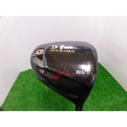 リョーマゴルフ マキシマ ドライバー MAXIMA Special Tuning ブラック 10.5° フレックスその他 中古 Cランク
