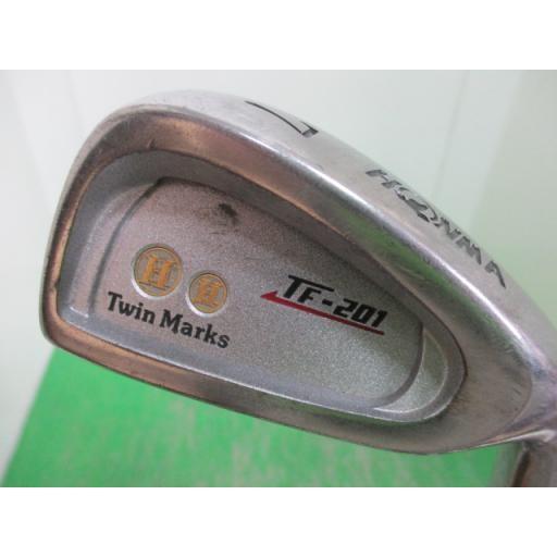 ホンマゴルフ ホンマ ツインマークス アイアンセット TF-201 Twin Marks TF-201 10S フレックスR 中古 Cランク