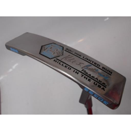 アールジェーベティナルディ BETTINARDI パター SIGNATURE BB8 BETTINARDI SIGNATURE BB8 34インチ(インサートなし) 中古 Cランク