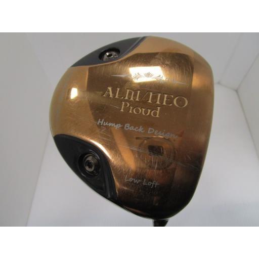 ヘクサスシダーズゴルフ ALM/NEO ドライバー ALM/NEO Proud AMO ALM/NEO Proud AMO Low フレックスその他 中古 Cランク