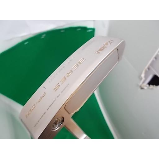 ホンマゴルフ ベレス ホンマ HONMA パター BERES PP-201(プラチナ) 34インチ 中古 Aランク