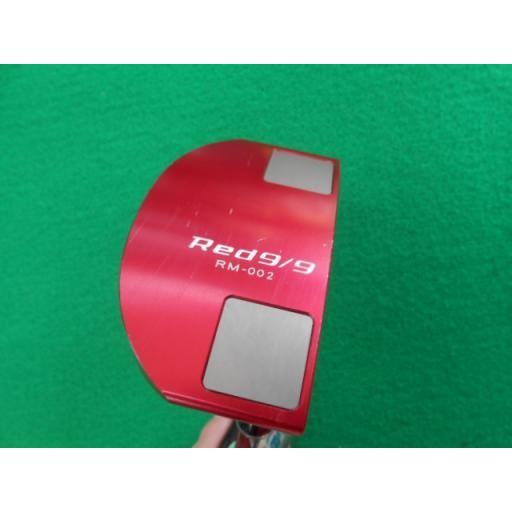 キャスコ レッド パター 赤 9/9 RM-002 34インチ 中古 Bランク