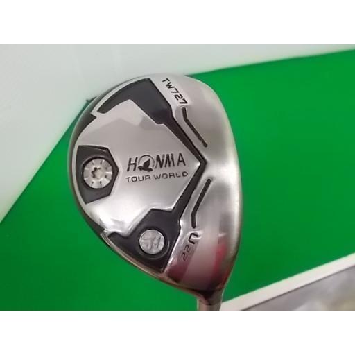 ホンマゴルフ ツアーワールド ホンマ HONMA ユーティリティ TOUR WORLD TW727 16° フレックスその他 中古 Cランク
