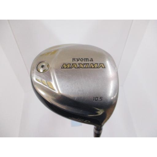 リョーマゴルフ マキシマ ドライバー MAXIMA TYPE-D 10.5° フレックスその他 中古 Cランク