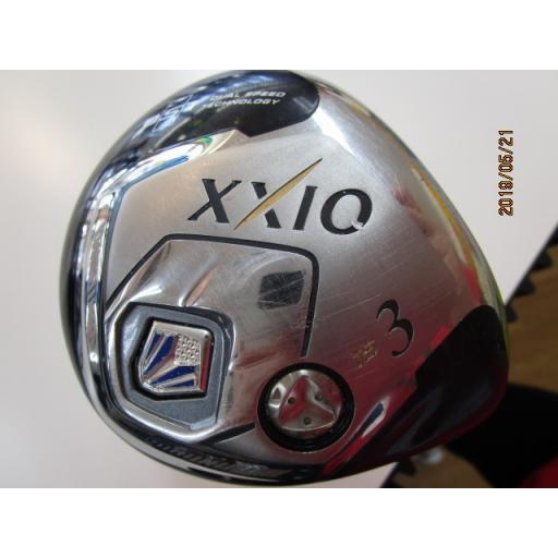 ダンロップ ゼクシオ8 XXIO8 フェアウェイウッド XXIO(2014) 3W フレックスR 中古 Cランク