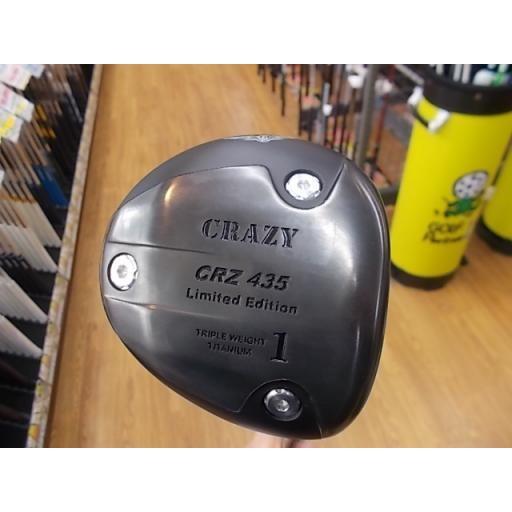 クレイジー クレイジー ドライバー CRZ-435 Limited Edition 1W フレックスS 中古 Bランク
