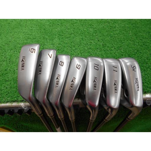 ホンマゴルフ ベレス ホンマ HONMA アイアンセット BERES MG603 8S フレックスR 中古 Cランク