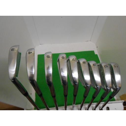 ホンマゴルフ ツアーワールド ホンマ HONMA アイアンセット TOUR WORLD TW737Vs 9S フレックスS 中古 Cランク