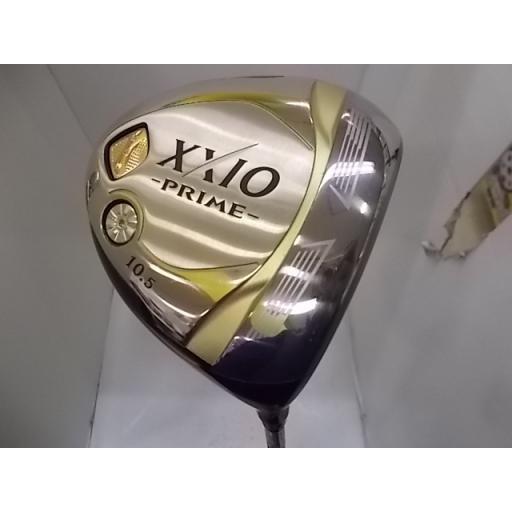 ダンロップ ゼクシオ ドライバー XXIO PRIME(2017) 10.5° フレックスR 中古 Bランク