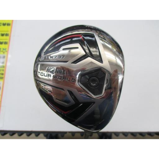 ホンマゴルフ ツアーワールド ホンマ HONMA フェアウェイウッド TOUR WORLD TW737 5W フレックスS 中古 Cランク