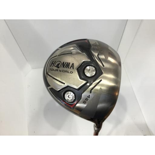 ホンマゴルフ ツアーワールド ホンマ HONMA ドライバー TOUR WORLD TW727 455 10.5° フレックスSR 中古 Cランク