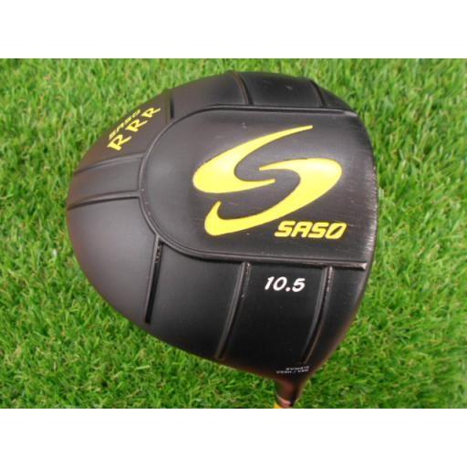 サソー SASO ドライバー RRR SASO RRR 10.5°(フラット) フレックスS 中古 Dランク