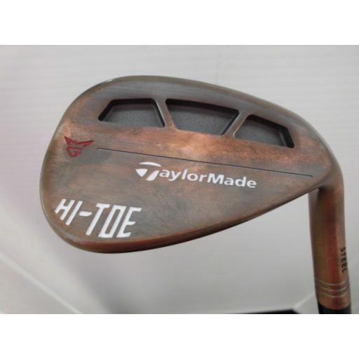 テーラーメイド Taylormade TM ウェッジ MILLED GRIND HI-TOE Taylor Made MILLED GRIND HI-TOE 54°/10° フレックスS 中古 Bランク