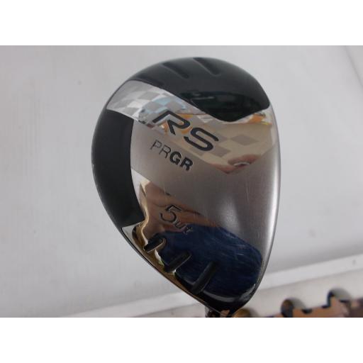 プロギア PRGR ユーティリティ RS U5 フレックスS 中古 Cランク
