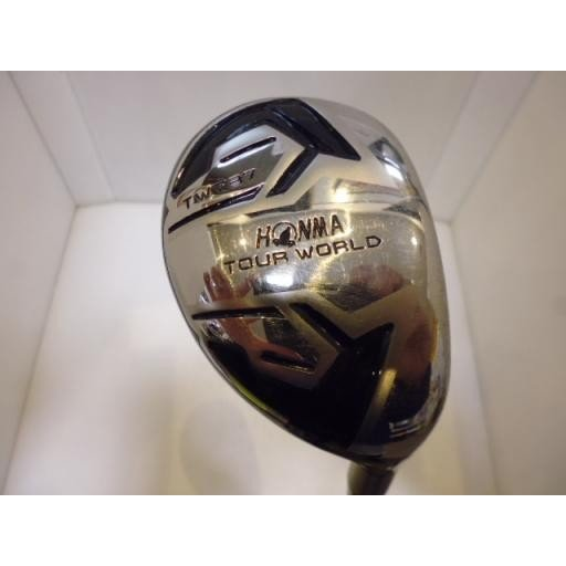 ホンマゴルフ ツアーワールド ホンマ HONMA ユーティリティ TOUR WORLD TW737c 22° フレックスその他 中古 Cランク