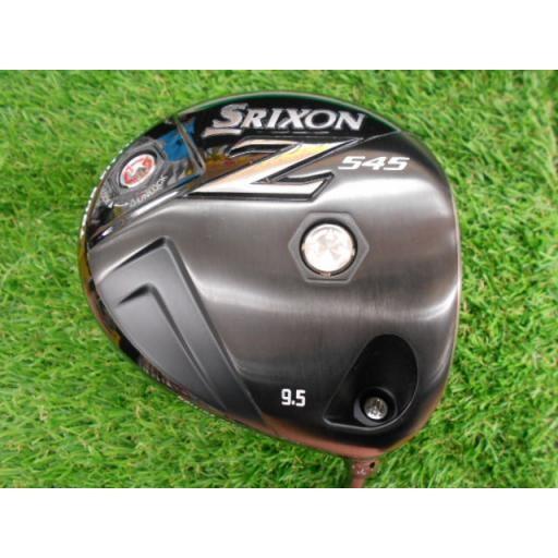 ダンロップ スリクソン ドライバー SRIXON Z545 9.5° フレックスその他 中古 Bランク