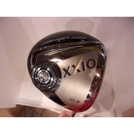 ダンロップ ゼクシオ9 XXIO9 ドライバー XXIO(2016) 10.5°(ブラック) フレックスS 中古 Bランク