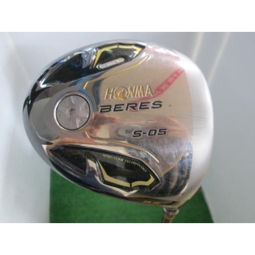 ホンマゴルフ ベレス ホンマ HONMA ドライバー BERES S-05 9.5° フレックスS 中古 Bランク
