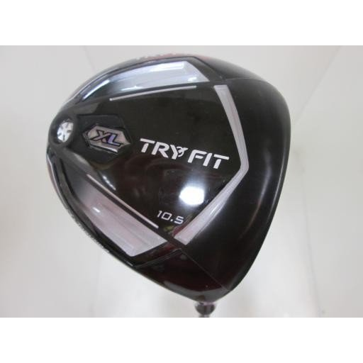 ゴルフプランナー トブンダ ドライバー TRY FIT XL(2016) TOBUNDA TRY FIT XL(2016) 10.5° フレックスR 中古 Cランク