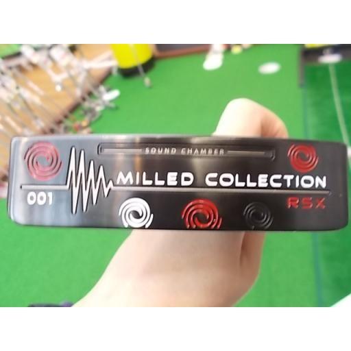 オデッセイ ミルドコレクション パター MILLED COLLECTION RSX #001 34インチ 中古 Cランク