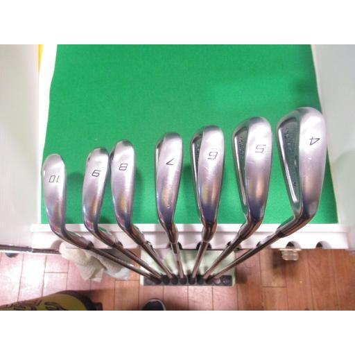 ホンマゴルフ ベレス ホンマ HONMA アイアンセット BERES TW901 R 8S フレックスS 中古 Cランク