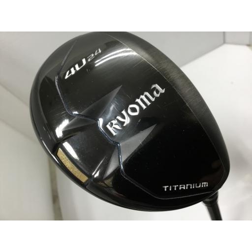 リョーマゴルフ リョーマ 龍馬 ユーティリティ ユーティリティ ブラック Ryoma ユーティリティ ブラック 4U フレックスS 中古 Cランク