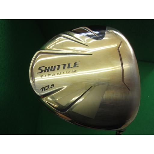 本物品質の マジェスティゴルフ シャトル ドライバー TYPE-X SHUTTLE TYPE-X(ゴールド) 10.5° フレックスSR  Cランク, オリジナルスマホケースのEPS 9a6a9eb0