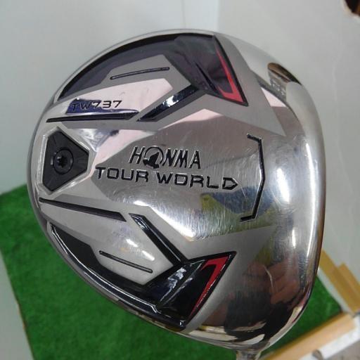 ホンマゴルフ ツアーワールド ホンマ HONMA ドライバー TOUR WORLD TW737 455 9.5° フレックスその他 中古 Bランク