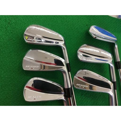 ゴルフパートナー ネクスジェン ネクストジェン アイアンセット MT-FORGED NEXGEN MT-FORGED 6S フレックスS 中古 Cランク