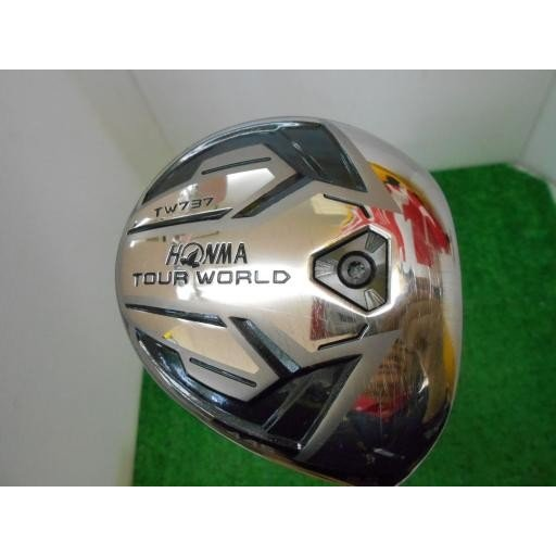 ホンマゴルフ ツアーワールド ホンマ HONMA ドライバー TOUR WORLD TW737 445 9.5° フレックスその他 中古 Dランク
