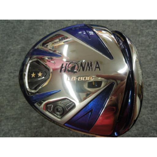 ホンマゴルフ ホンマ ドライバー LB-808 Limited Edition 10.75° フレックスSR 中古 Cランク