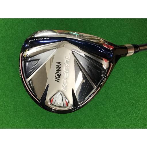 ホンマゴルフ ホンマ ビジール フェアウェイウッド Be ZEAL 535 7W フレックスR 中古 Cランク