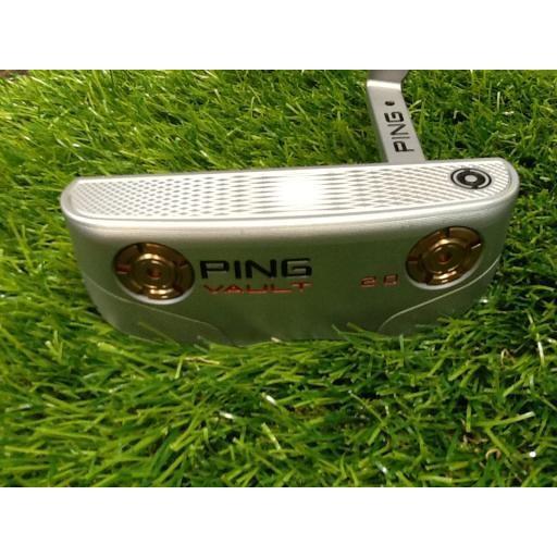 ピン PING ボルト パター VAULT 2.0 B60 プラチナム 中古 Cランク