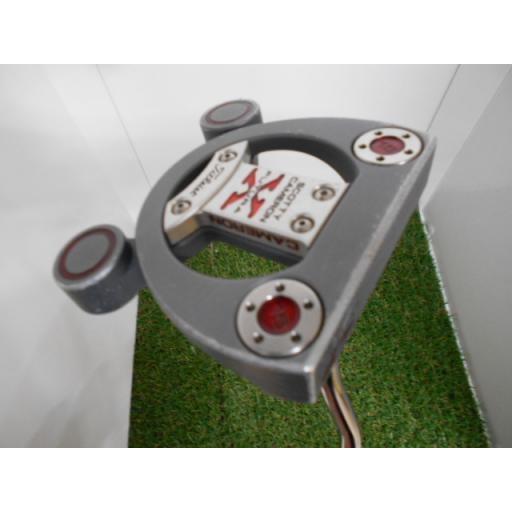 絶妙なデザイン タイトリスト スコッティ キャメロン パター SCOTTY CAMERON FUTURA X 34インチ  Cランク, クラッシュゴルフ 60445730